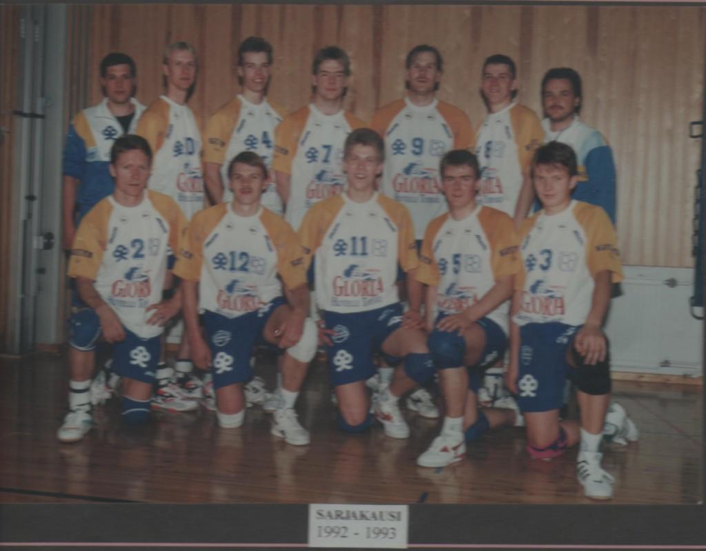 M I 1992-93