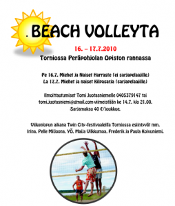 beac volley 2010