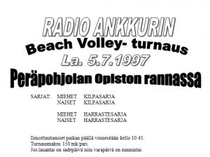 beach 1997